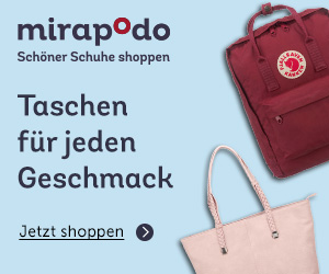 ADVERTISER: mirapodo DE from awin.com