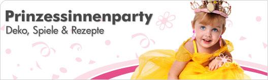 Prinzessinnen-Party