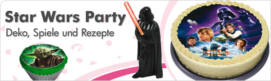 Star Wars-Party