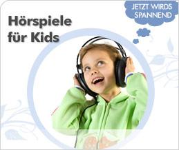 Hörspiele für Kids