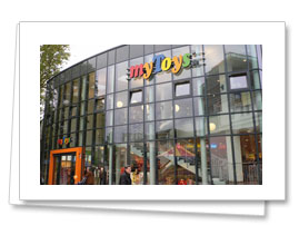 myToys in Siegen