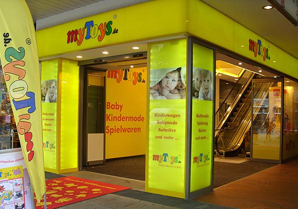myToys Filiale in Stuttgart