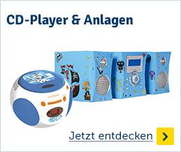 CD-Player & Anlagen