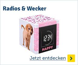 Radios & Wecker