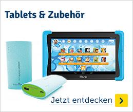 Tablets & Zubehör