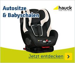 Autositze und Babyschalen