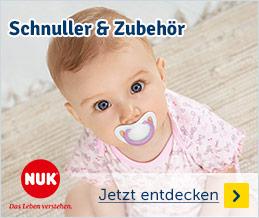 Schnuller & Zubehör