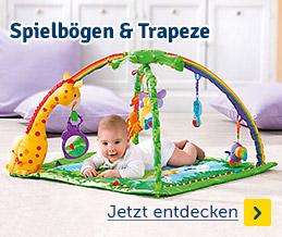 Spielbögen & Trapeze