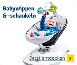 Babywippen- & schaukeln