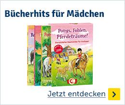 Bücherhits für Mädchen