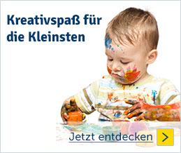 Kreativspaß für die Kleinsten
