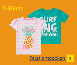 Sommermode T-Shirts