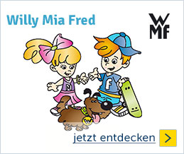 Willy Mia Fred