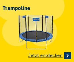 Frühling Trampoline