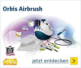 Orbis- Airbrush Technik