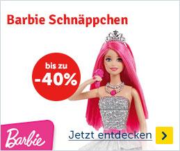 Barbie Schnäppchen