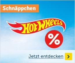 Hot Wheels Schnäppchen