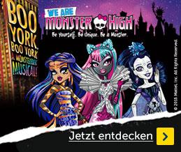 Monster High Buh York