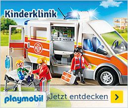 Playmobil Kinderklinik