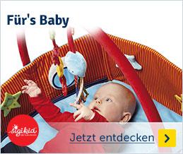 Sigikid Für's Baby