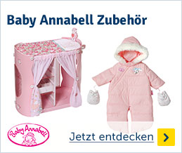 Baby Annabell Zubehör