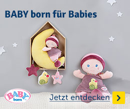 BABY born® for babies
