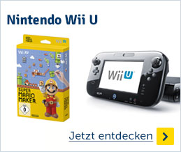 Nintendo Wii U Konsolen & Spiele