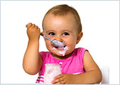 Baby Mahlzeit