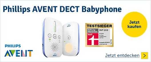 AVENT DECT Babyphone