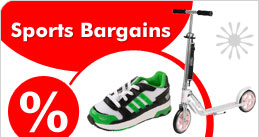Sports Bargains
