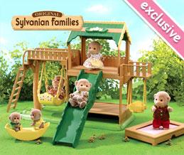 Sylvanian Families Эксклюзивные наборы