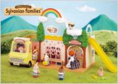 Sylvanian Families Детский сад и школа